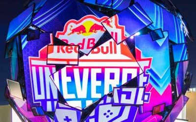 Dreamtek designed Gaming World hosts first successful Red Bull unEversE event
